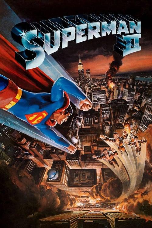 ดูหนังออนไลน์ฟรี Superman II (1980) ซูเปอร์แมน 2