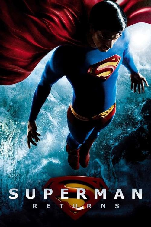 ดูหนังออนไลน์ฟรี Superman Returns (2006) ซูเปอร์แมน รีเทิร์น