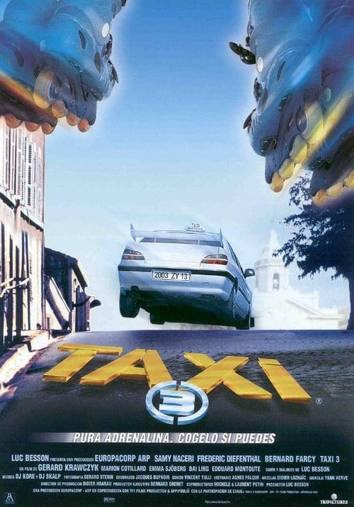 ดูหนังออนไลน์ฟรี TAXI 3 (2003) แท็กซี่ขับระเบิด 3