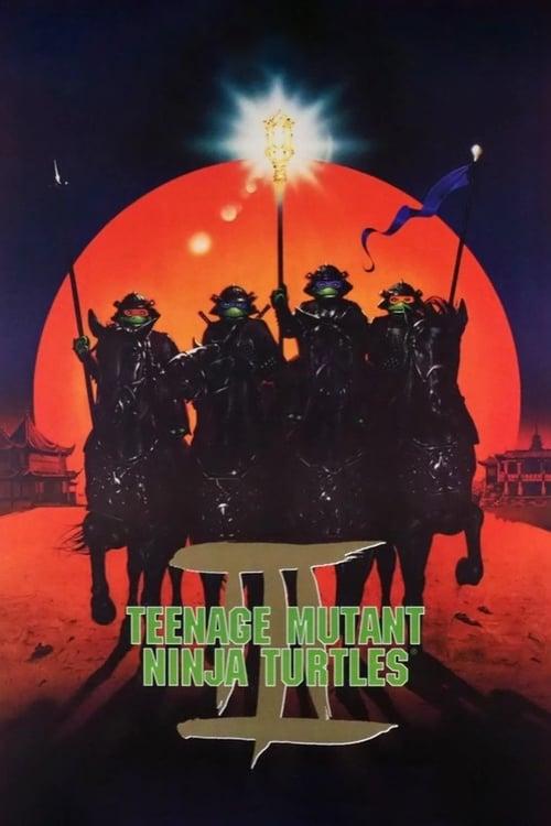 ดูหนังออนไลน์ฟรี Teenage Mutant Ninja Turtles III (1993)