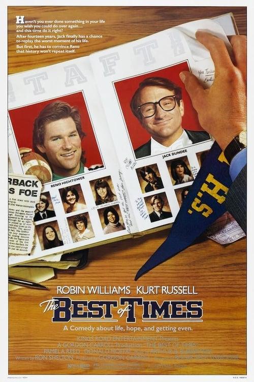 ดูหนังออนไลน์ฟรี The Best of Times (1986) สองคน สองคม ถล่มเกมชนคน
