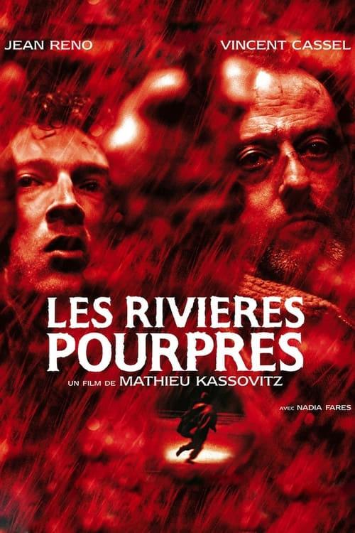 ดูหนังออนไลน์ฟรี The Crimson Rivers (2000) แม่น้ำสีเลือด