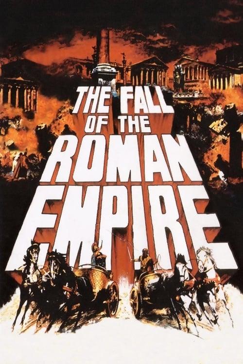 ดูหนังออนไลน์ฟรี The Fall of the Roman Empire (1964) อาณาจักรโรมันถล่ม