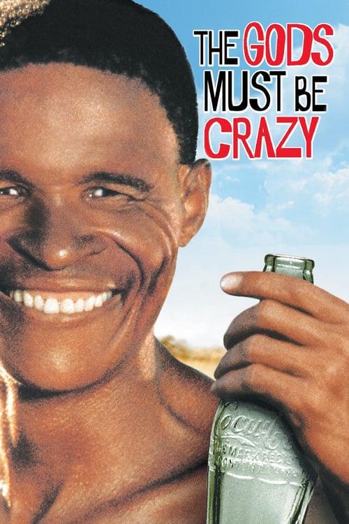 ดูหนังออนไลน์ฟรี The Gods Must Be Crazy (1980) เทวดาท่าจะบ๊องส์