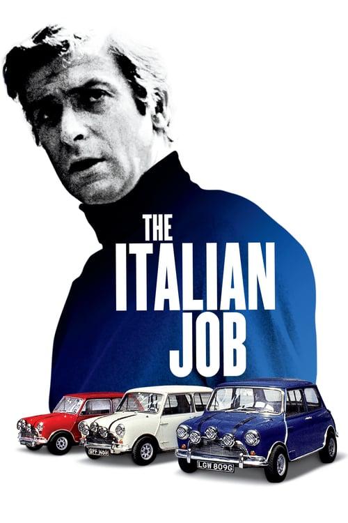 ดูหนังออนไลน์ฟรี The Italian Job (1969) ต้นฉบับอิตาเลี่ยนจ๊อบ [ซับไทย]
