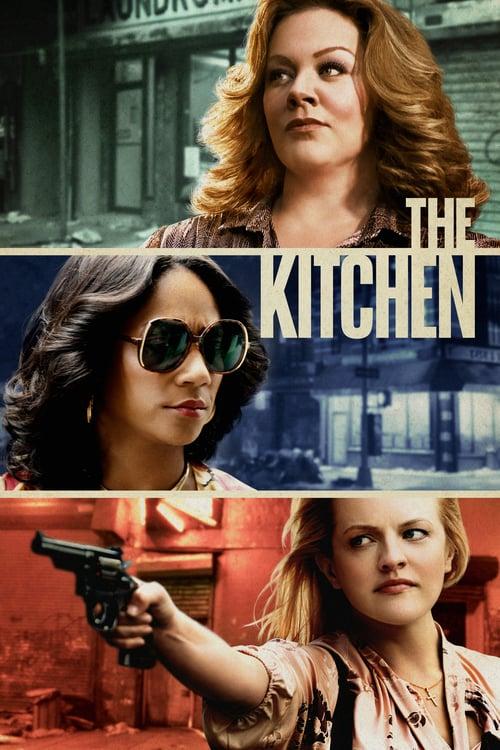 ดูหนังออนไลน์ฟรี The Kitchen (2019) แม่บ้านพันธุ์ระห่ำ