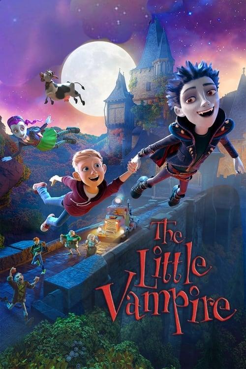 ดูหนังออนไลน์ฟรี The Little Vampire 3D (2017) เดอะ ลิตเติล แวมไพร์