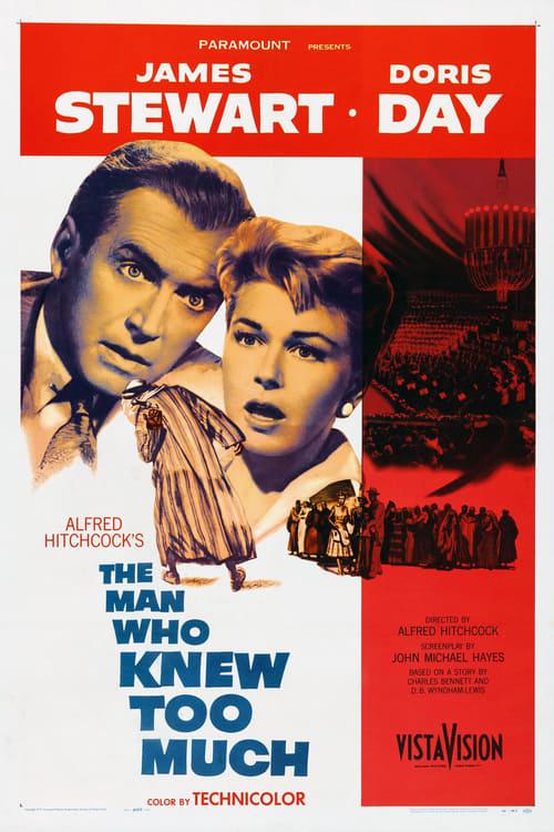 ดูหนังออนไลน์ฟรี The Man Who Knew Too Much (1956)