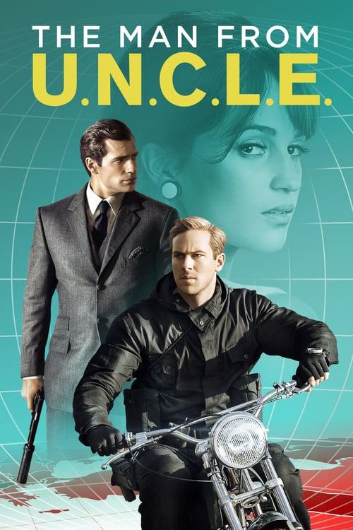 ดูหนังออนไลน์ฟรี The Man from U.N.C.L.E. (2015) คู่ดุไร้ปรานี