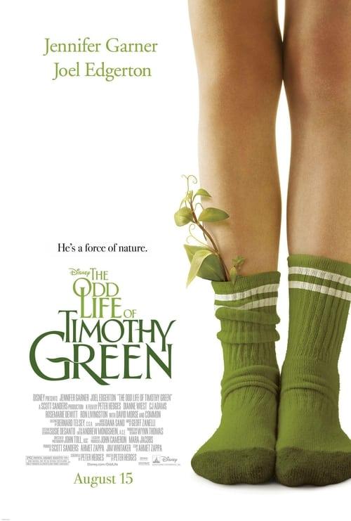 ดูหนังออนไลน์ฟรี The Odd Life of Timothy Green (2012) มหัศจรรย์รัก เด็กชายจากสวรรค์