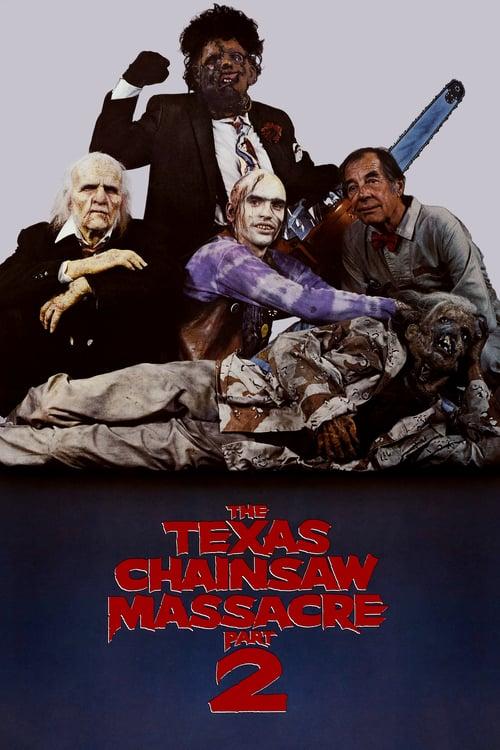 ดูหนังออนไลน์ฟรี The Texas Chainsaw Massacre 2 (1986) สิงหาสับ 2