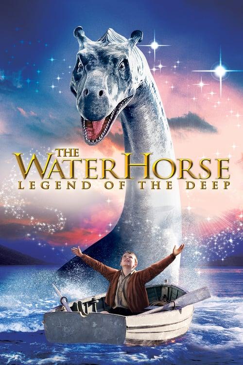 ดูหนังออนไลน์ฟรี The Water Horse (2007) อภินิหารตำนานเจ้าสมุทร