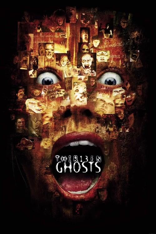 ดูหนังออนไลน์ฟรี Thir13en Ghosts (2001) คืนชีพ 13 ผี สยองโลก