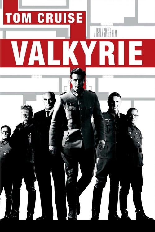 ดูหนังออนไลน์ฟรี Valkyrie (2008) ยุทธการดับจอมอหังการ์อินทรีเหล็ก