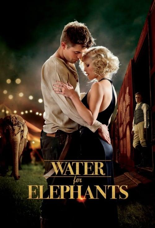 ดูหนังออนไลน์ฟรี Water for Elephants (2011) มายา รัก ละครสัตว์