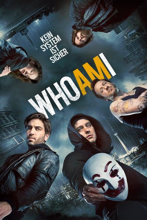 ดูหนังออนไลน์ฟรี Who Am I (2014) แฮกเกอร์สมองเพชร