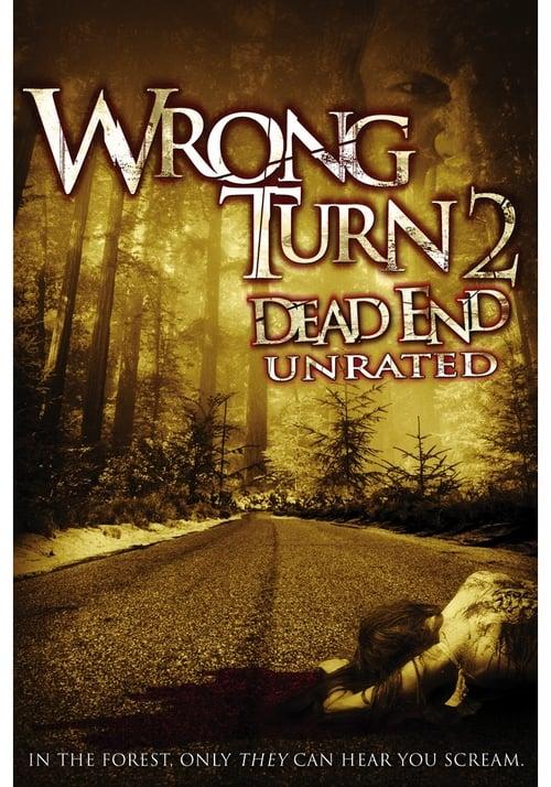 ดูหนังออนไลน์ฟรี Wrong Turn 2 Dead End (2007) หวีดเขมือบคน ภาค 2