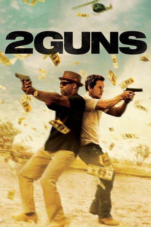 ดูหนังออนไลน์ฟรี 2 GUNS (2013) ดวล ปล้น สนั่นเมือง