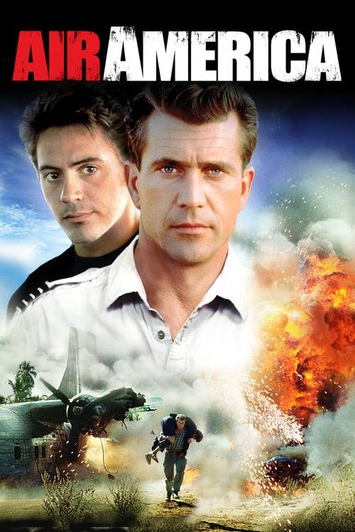 ดูหนังออนไลน์ฟรี Air America (1990) หน่วยจู่โจมเหนือเวหา