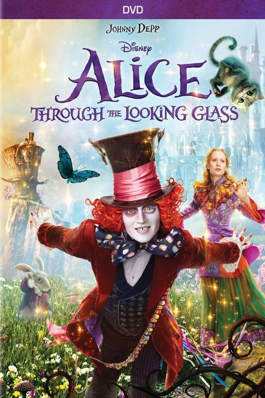 ดูหนังออนไลน์ฟรี Alice Through Looking Glass 2 (2016) อลิซในแดนมหัศจรรย์ ภาค 2