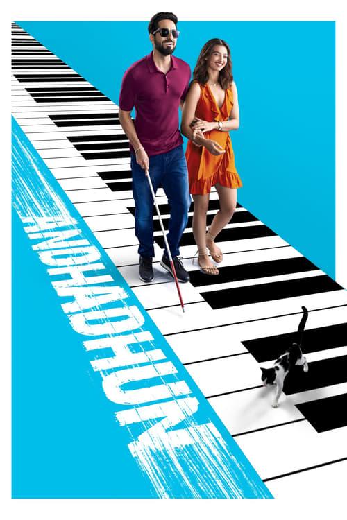 ดูหนังออนไลน์ฟรี Andhadhun (2018) บทเพลงในโลกมืด