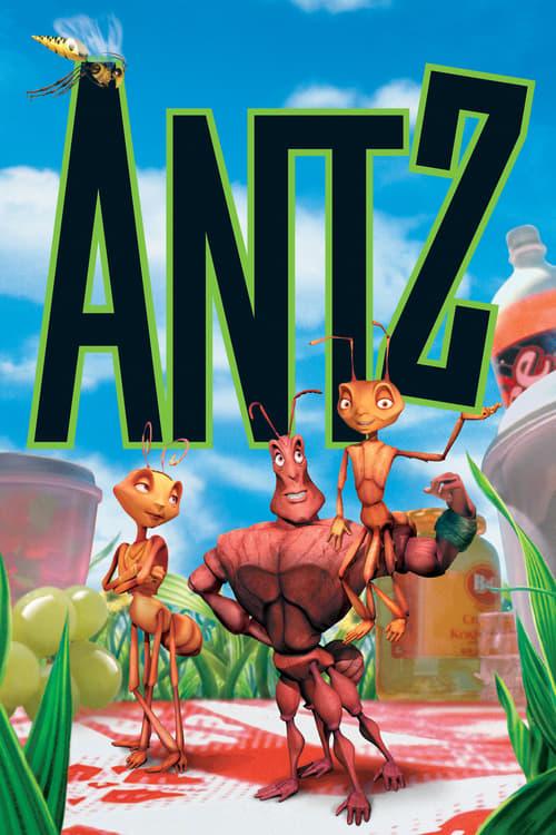 ดูหนังออนไลน์ฟรี Antz (1998) เปิดโลกใบใหญ่ของนายมด