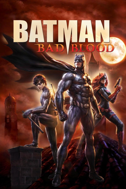 ดูหนังออนไลน์ฟรี Batman Bad Blood (2016) แบทแมน สายเลือดแห่งรัตติกาล