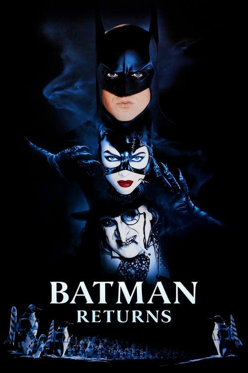 ดูหนังออนไลน์ฟรี Batman Returns (1992) แบทแมน รีเทิร์น ตอนศึกมนุษย์นกเพนกวินกับนางแมวป่า