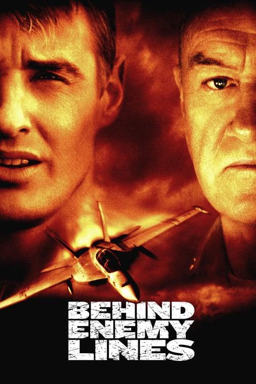 ดูหนังออนไลน์ฟรี Behind Enemy Lines (2001) แหกมฤตยูแดนข้าศึก