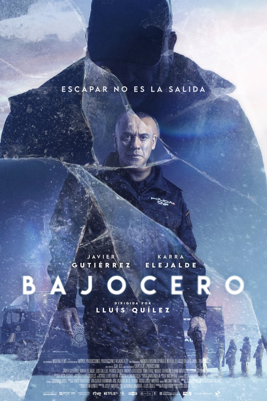 ดูหนังออนไลน์ฟรี Below Zero (Bajocero) (2021) จุดเยือกเดือด