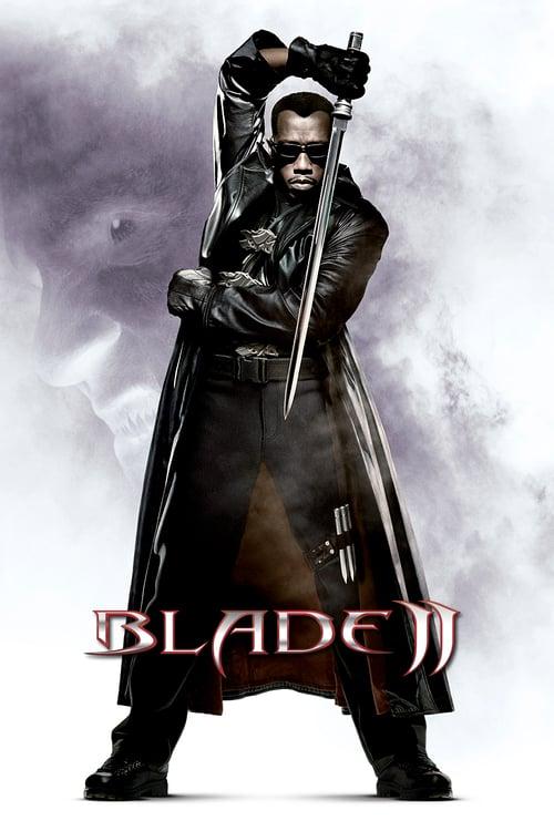 ดูหนังออนไลน์ฟรี Blade 2 (2002) เบลด 2 นักล่าพันธุ์อมตะ