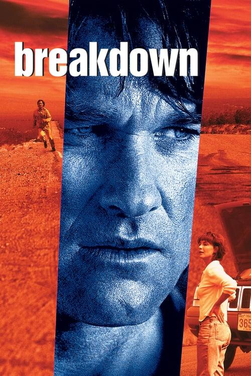 ดูหนังออนไลน์ฟรี Breakdown (1997) เบรคดาวน์ ฅนเบรกแตก