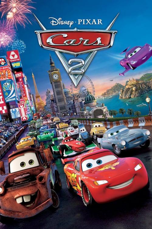 ดูหนังออนไลน์ฟรี Car 2 (2011) สายลับสี่ล้อ ซิ่งสนั่นโลก