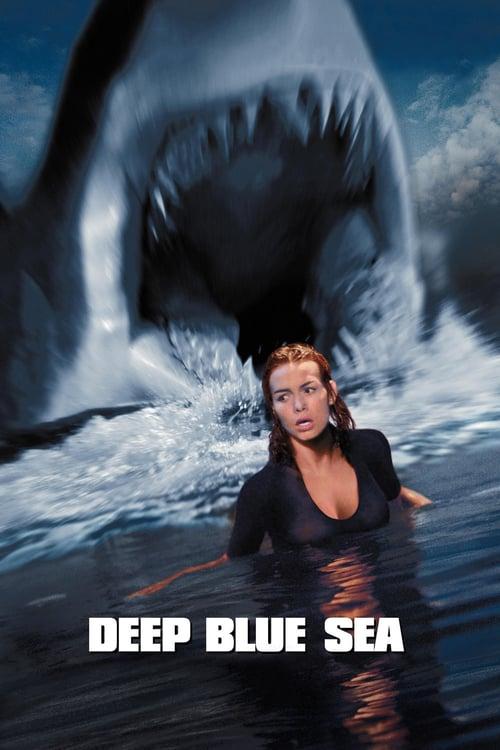 ดูหนังออนไลน์ฟรี Deep Blue Sea (1999) ฝูงมฤตยูใต้มหาสมุทร