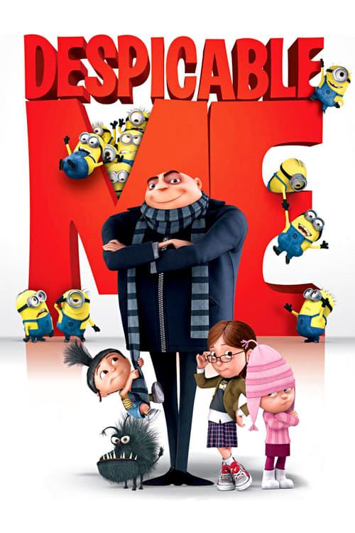 ดูหนังออนไลน์ฟรี Despicable Me (2010) มิสเตอร์แสบ ร้ายเกินพิกัด