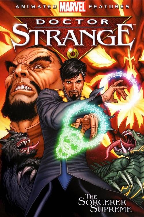 ดูหนังออนไลน์ Doctor Strange (2007) ดร.สเตรนจ์ ฮีโร่พลังเวทย์