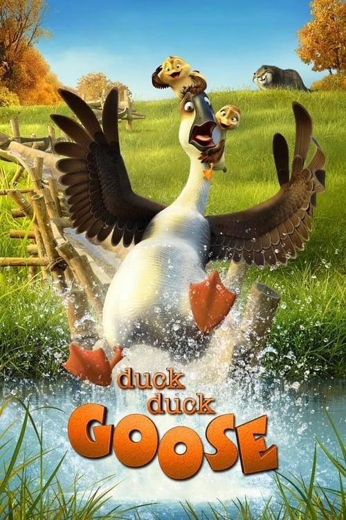 ดูหนังออนไลน์ฟรี Duck Duck Goose (2018) ดั๊ก ดั๊ก กู๊ส