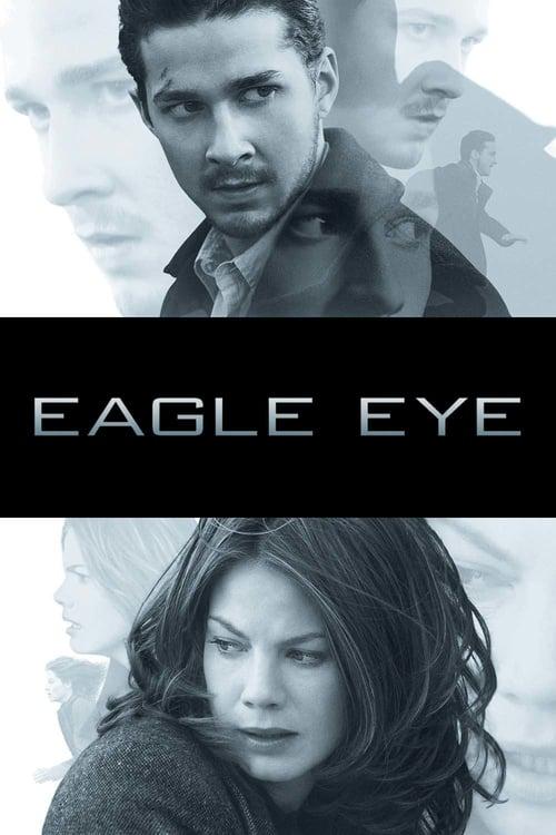 ดูหนังออนไลน์ Eagle Eye (2008) แผนสังหารพลิกนรก