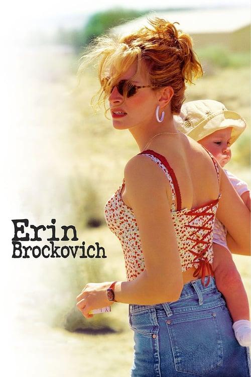 ดูหนังออนไลน์ฟรี Erin Brockovich (2000) ยอมหักไม่ยอมงอ