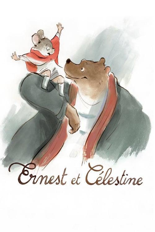 ดูหนังออนไลน์ฟรี Ernest And Celestine (2012)