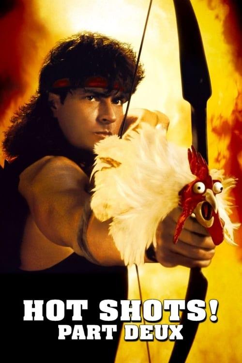 ดูหนังออนไลน์ฟรี Hot Shots Part Deux (1993)