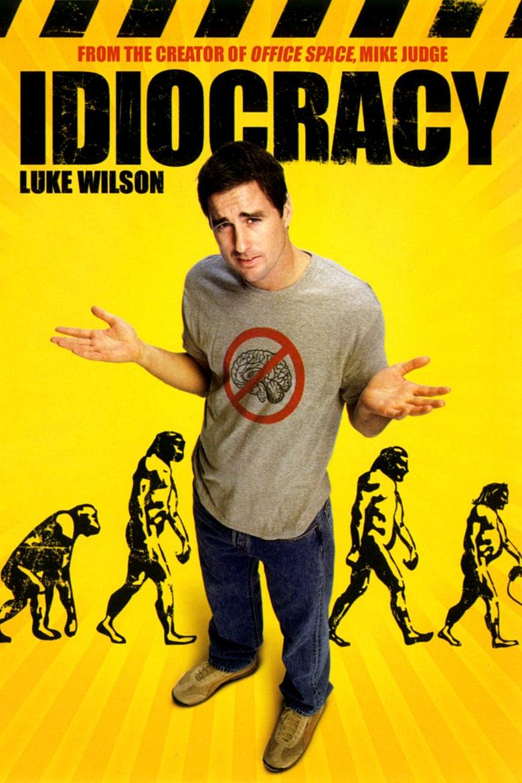 ดูหนังออนไลน์ฟรี Idiocracy (2006) อัจฉริยะผ่าโลกเพี้ยน