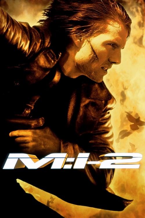 ดูหนังออนไลน์ฟรี Mission: Impossible 2 (2000) มิชชั่นอิมพอสซิเบิ้ล 2