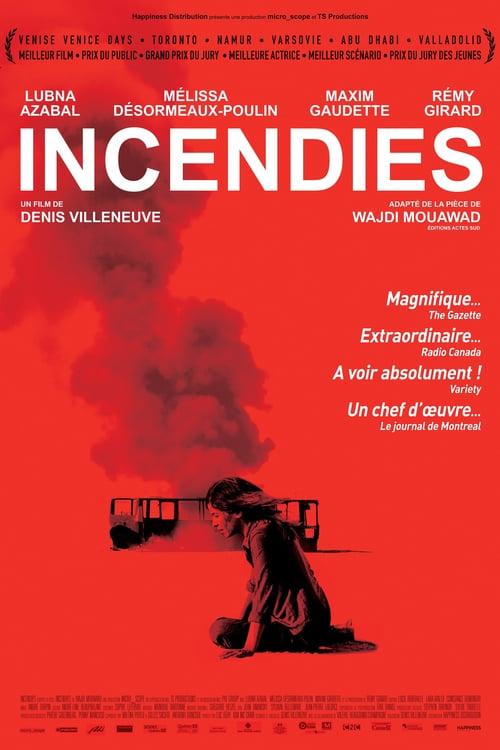 ดูหนังออนไลน์ฟรี Incendies (2010) ย้อนรอยอดีตไม่มีวันลืม