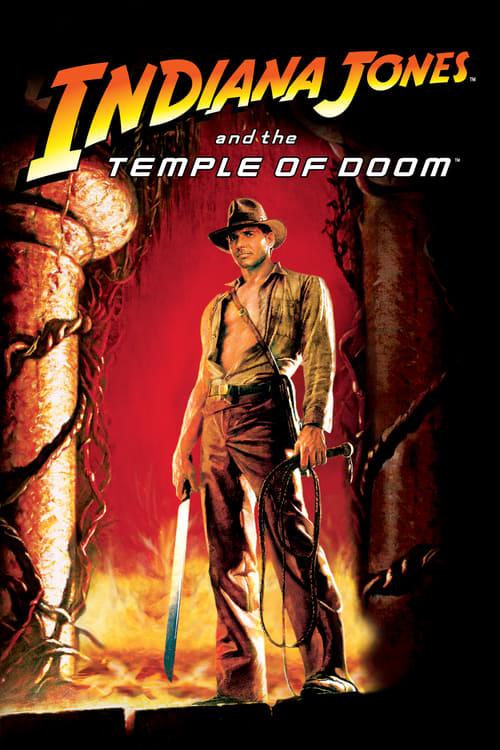 ดูหนังออนไลน์ฟรี Indiana Jones 2 and the Temple of Doom (1984) ขุมทรัพย์สุดขอบฟ้า 2 ตอน ถล่มวิหารเจ้าแม่กาลี