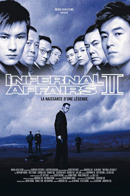 ดูหนังออนไลน์ฟรี Infernal Affairs 2 (2003) สองคนสองคม 2