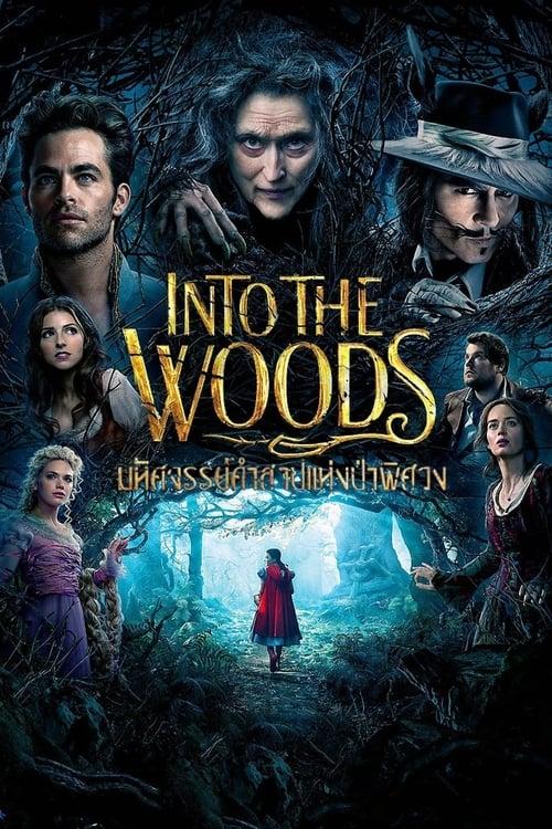 ดูหนังออนไลน์ฟรี Into the Woods (2014) มหัศจรรย์คำสาปแห่งป่าพิศวง