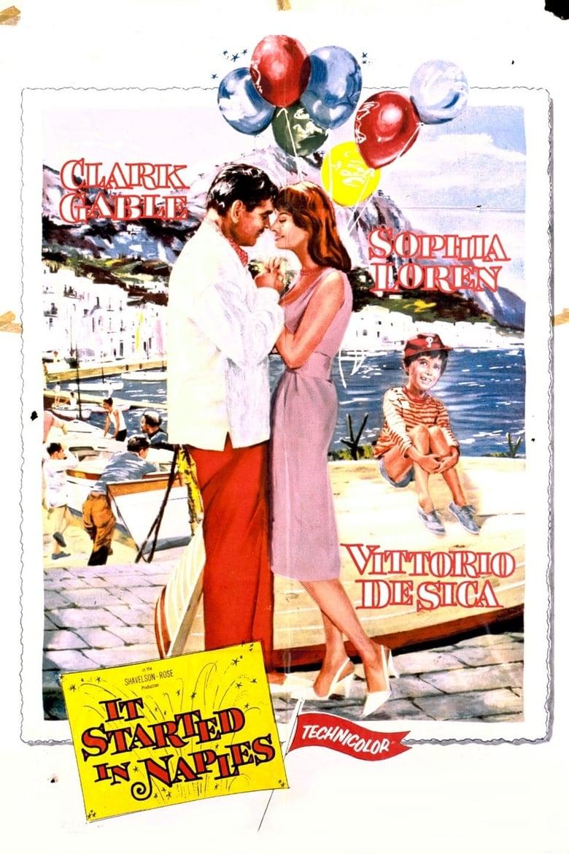 ดูหนังออนไลน์ฟรี It Started in Naples (1960) เนเปิ้ลรำลึก