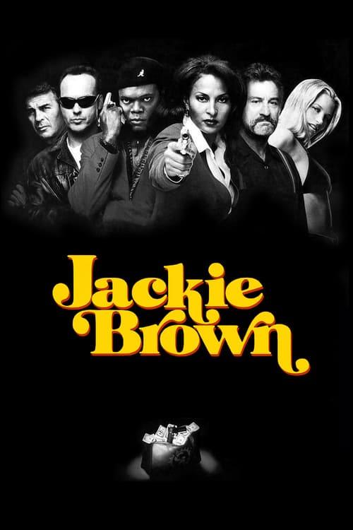 ดูหนังออนไลน์ฟรี Jackie Brown (1997) แผนหักเหลี่ยมทลายแก็งมาเฟีย