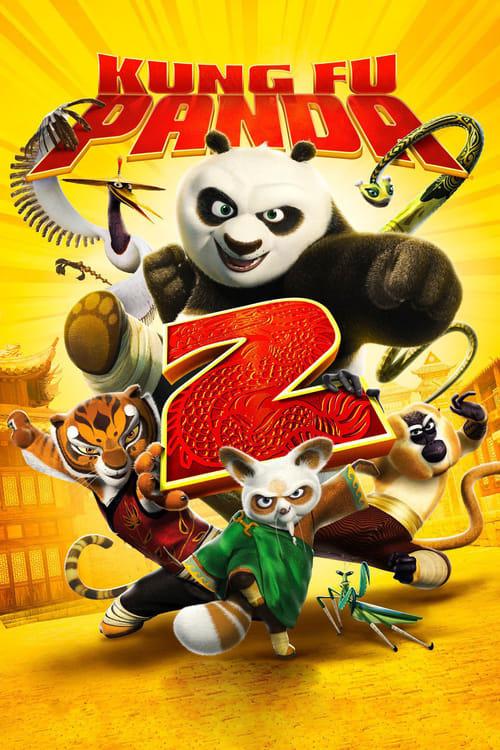 ดูหนังออนไลน์ฟรี Kung Fu Panda 2 (2011) กังฟูแพนด้า 2